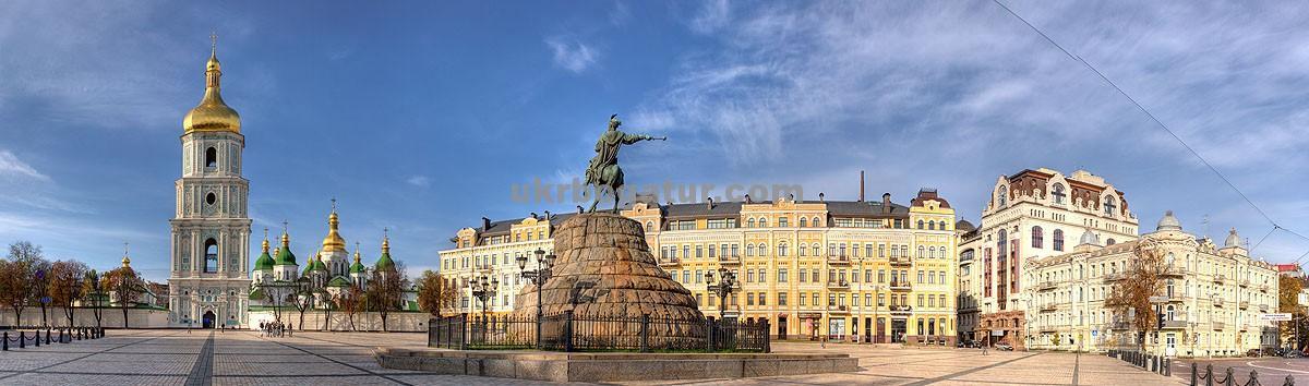 панорама киев
